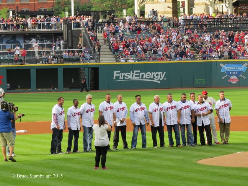 former Cleveland Indians