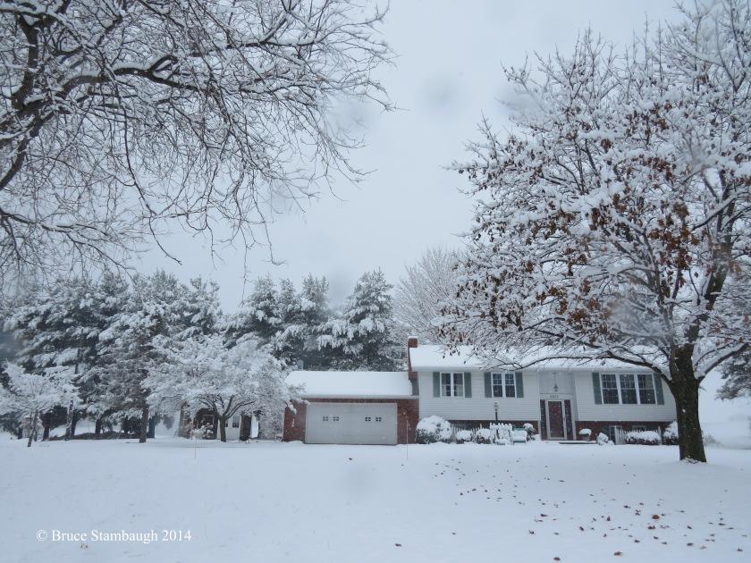 Snow, Ohio