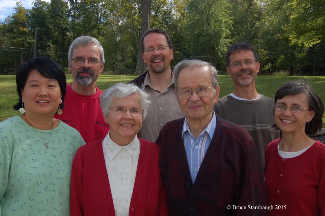 Paul Roth family