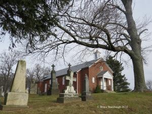 St. Genevieve parish, Holmes Co. OH