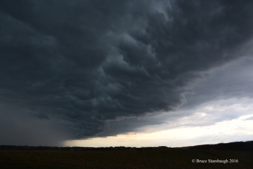 squall line, storm front
