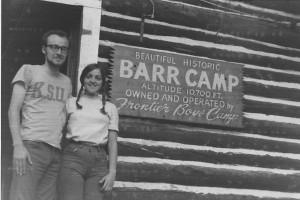 Barr Camp, Pikes Peak