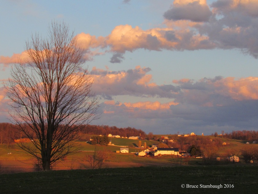 valley, Ohio's Amish country
