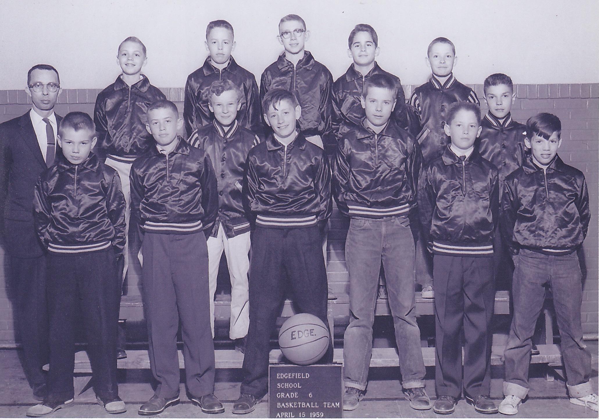 Edgefield School, basketball team