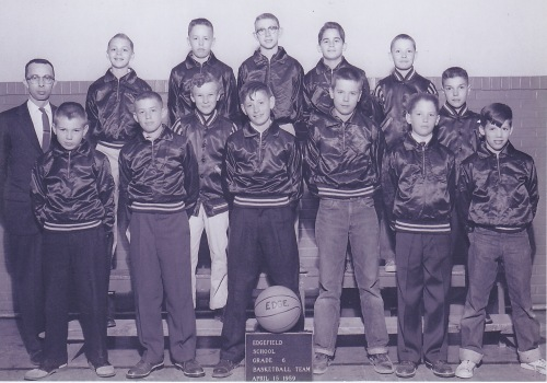 Edgefield School, basketball team