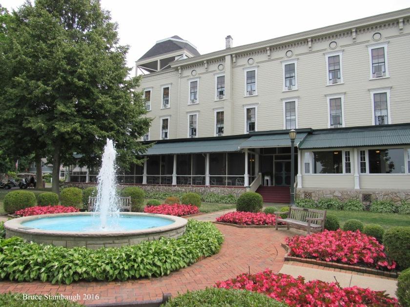Hotel Lakeside, Lakeside OH