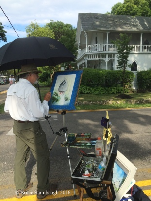 Plein Air Festival, Lakeside OH
