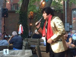 Elvis, Mark Lonsinger, Millersburg OH