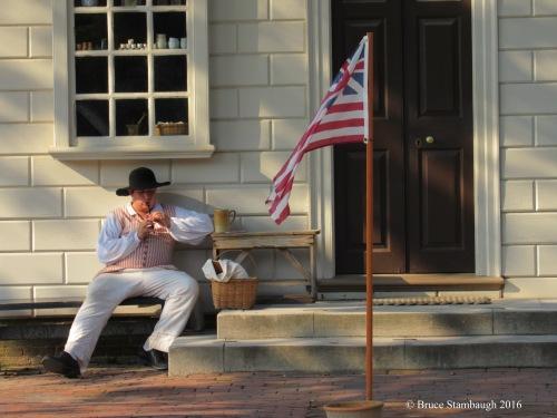 Duke of Gloucester Street, Colonial Williamsburg VA
