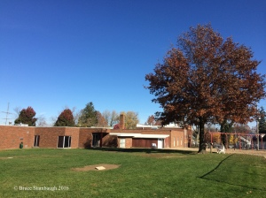 Winesburg Elementary School, Holmes Co. OH