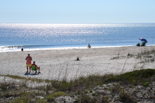 Main Beach Fernandina Beach FL