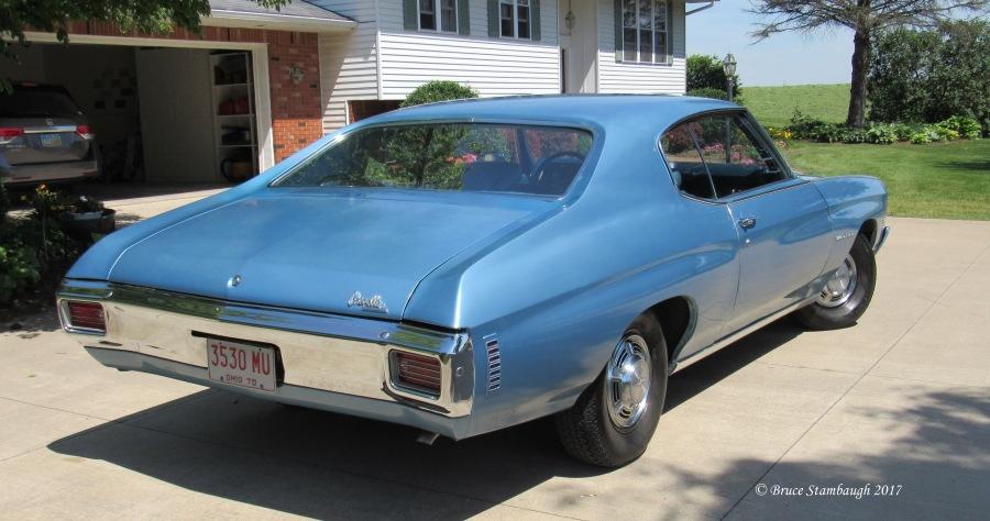 70 Chevy Malibu