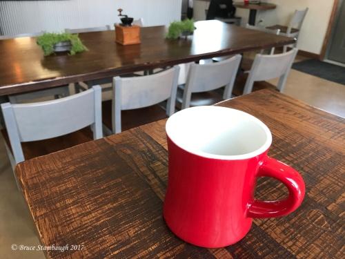 Red Mug Cafe, Mt. Hope OH