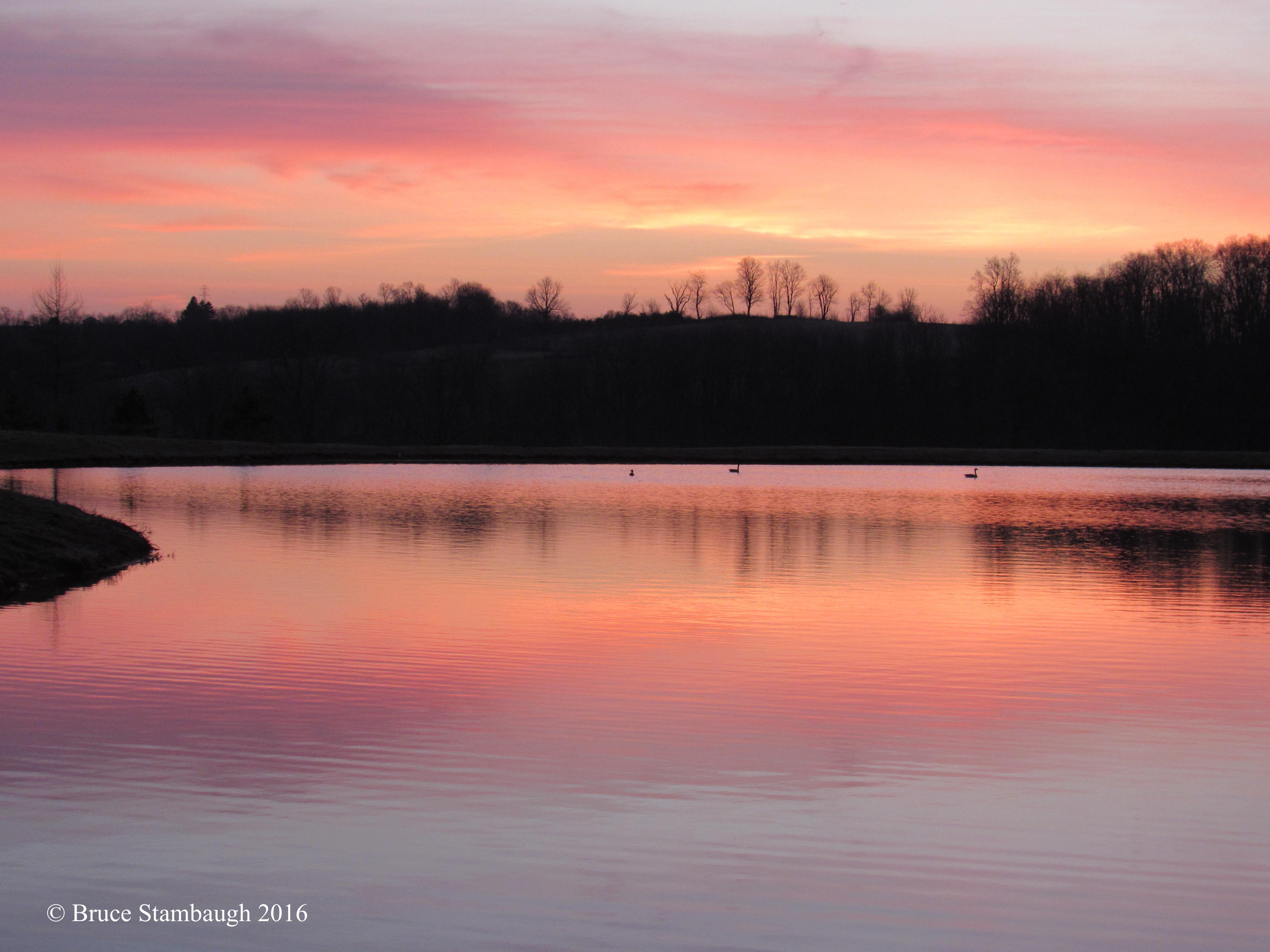 sunrise, Holmes Co. OH