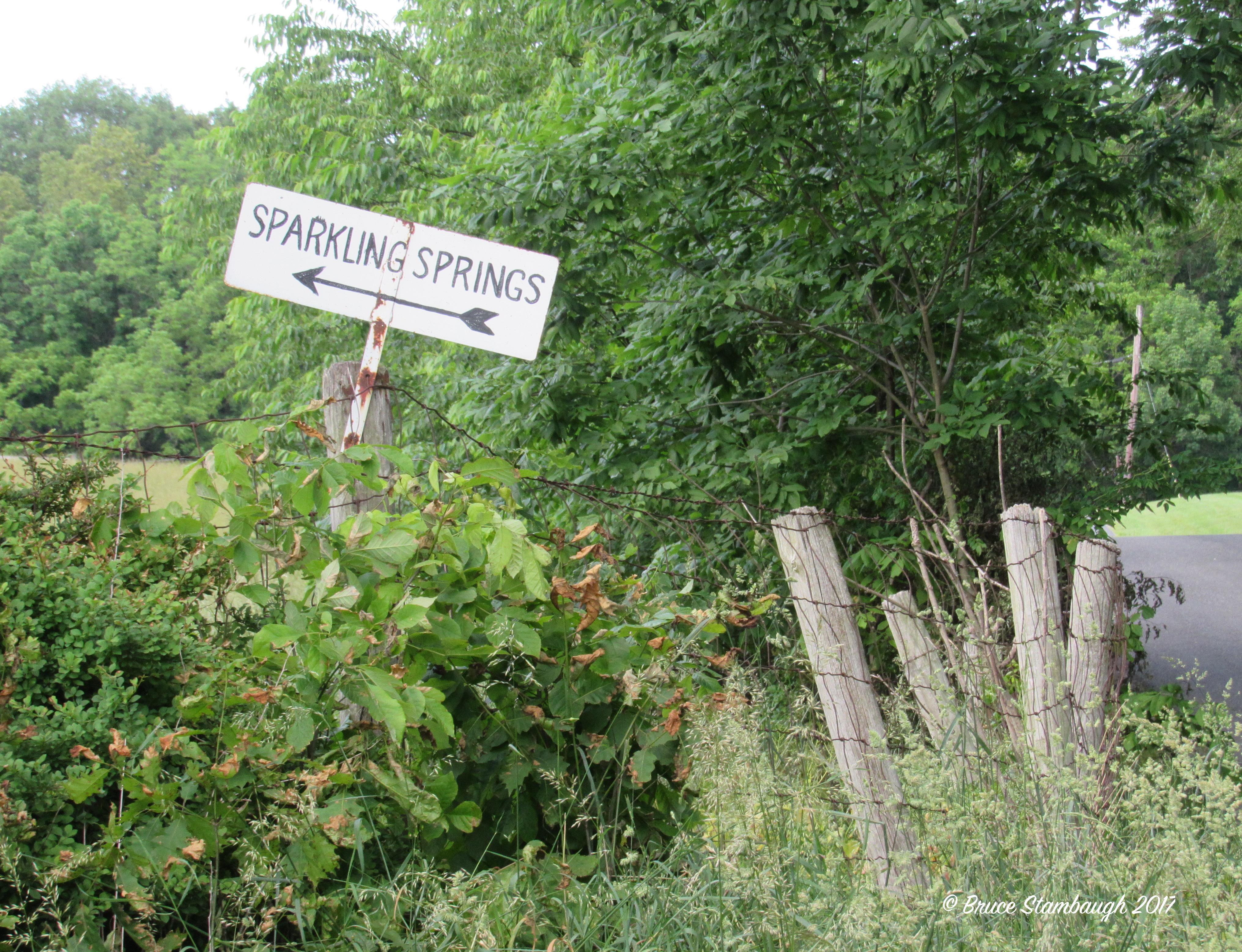 rural road names, road names