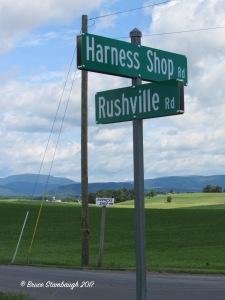 rural road names, rural roads