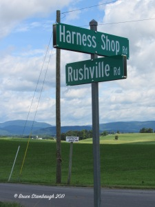 rural road names, rural roads