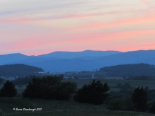 Allegheny Mountains, Rockingham Co. VA