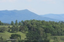 Massanutten Mountain VA
