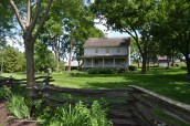 Old farmhouse, Broadway VA
