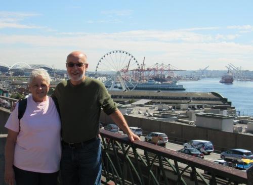 Port of Seattle, Seattle downtown