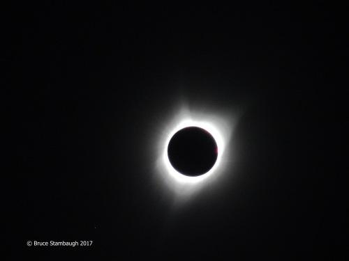 corona, total solar eclipse