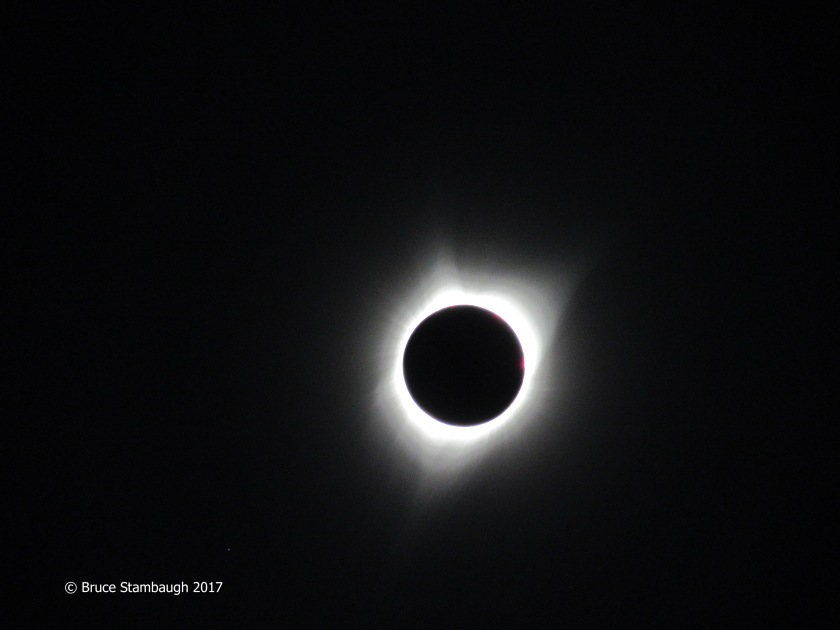 corona, total solar eclipse