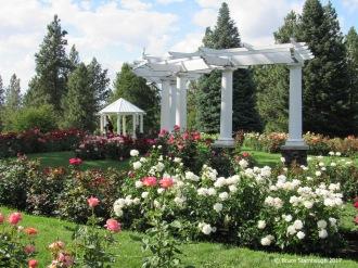 Manito Park, Spokane WA