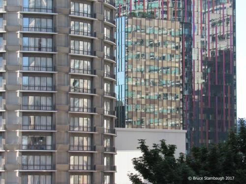 urban art, cityscape, Seattle WA