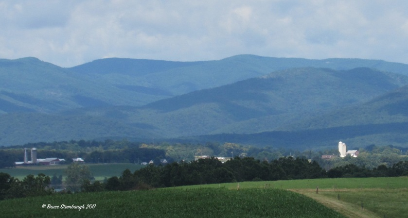 West Virginia, Virginia, Appalachian Mountains