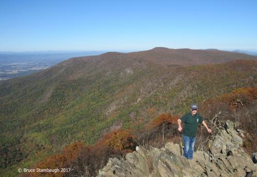 Hawksbill Mountain, Shenandoah NP