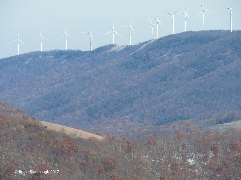 windmills, WV, MD