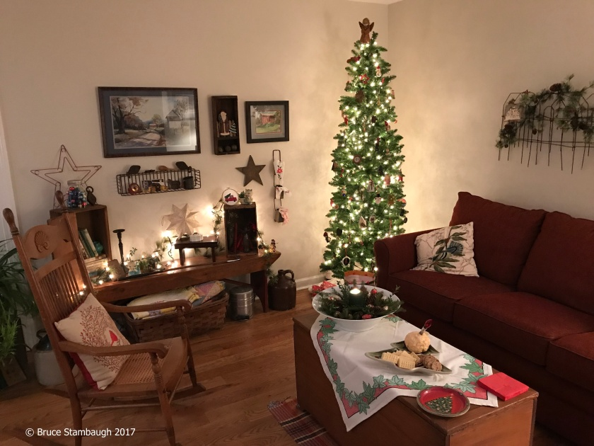 Christmas decorations, holiday decorations