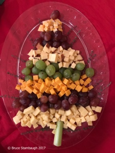 holiday food tray, holiday gatherings