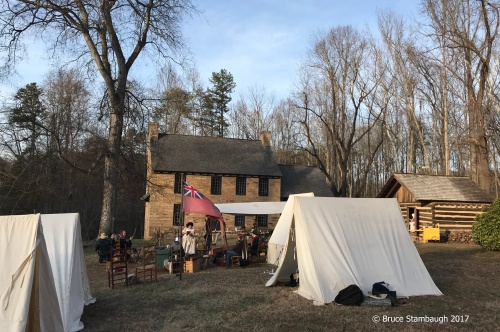 living history, old stone house, Granite Quarry NC
