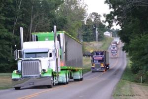 Transport for Christ parade