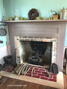 fireplace, Virginia