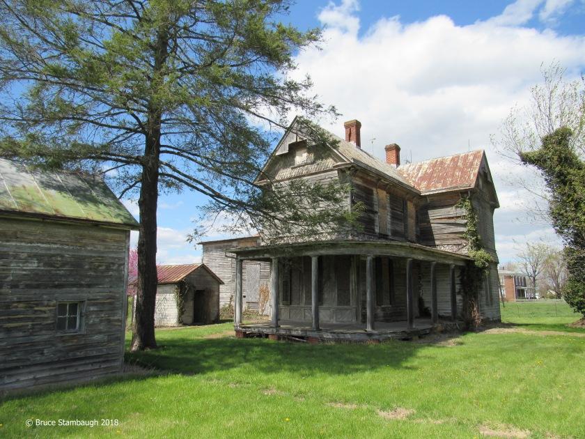 old farmstead, Elkton VA