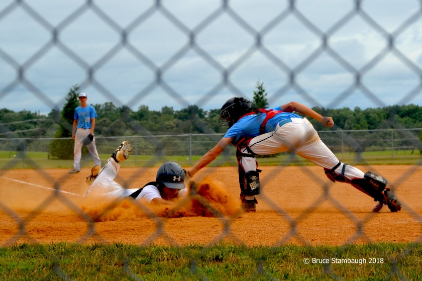 youth baseball, grandson
