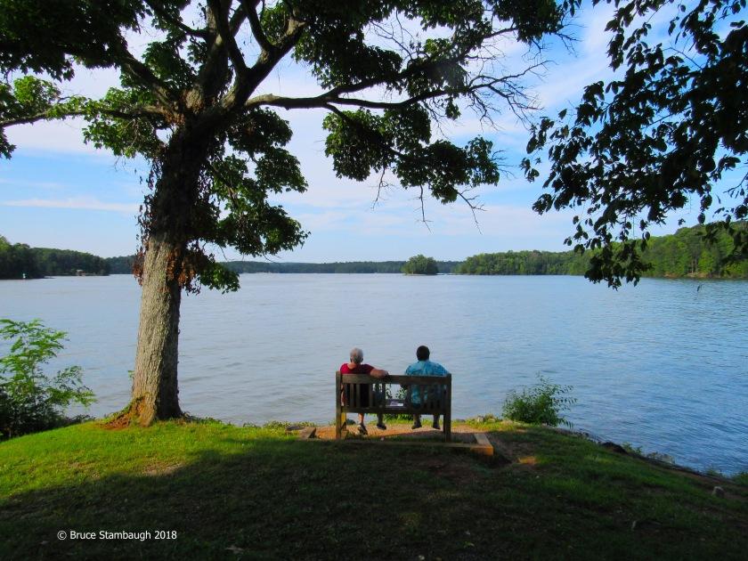 retirement, Smith Mountain Lake SP Virginia