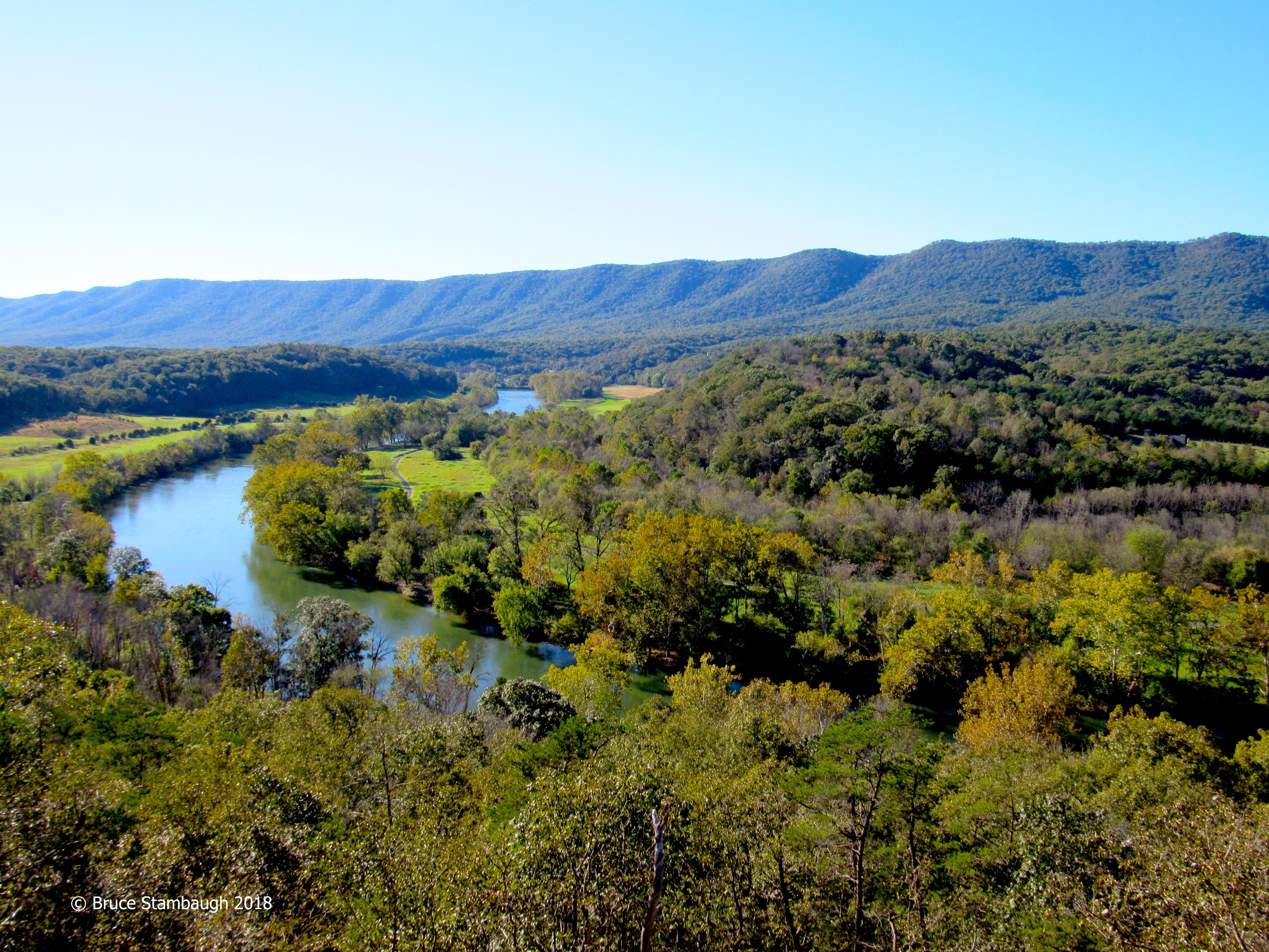 South Fork Shenandoah River, Shenandoah NP