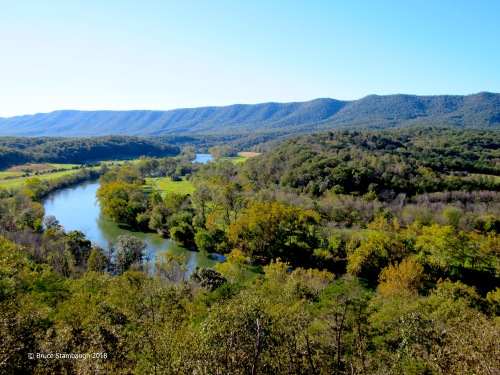 South Fork Shenandoah River, Shenandoah NP