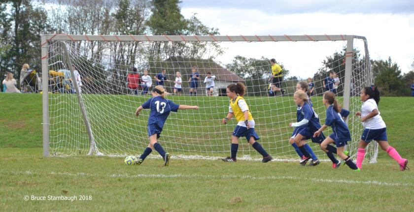 youth soccer, Harrisonburg VA