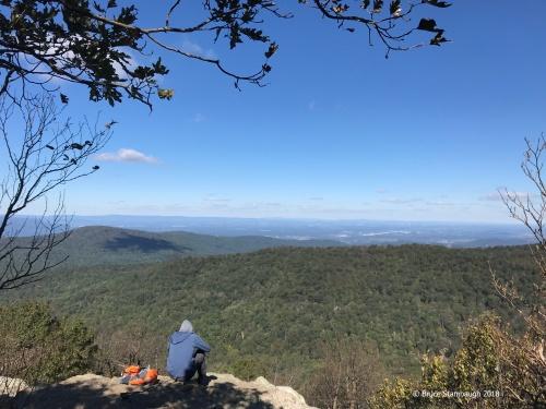 Compton Gap Trail, Shenandoah NP