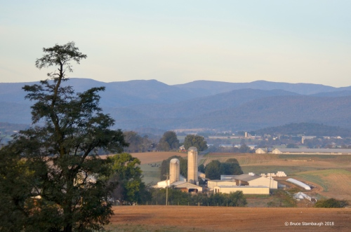 Rockingham Co. VA, rural farms