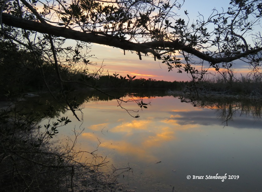 Everglades NP, sunset, photography
