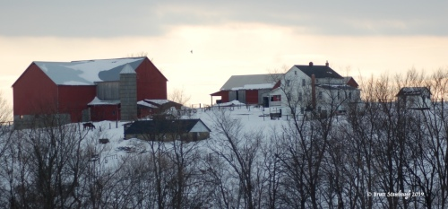 winter in Amish country, Holmes Co. OH