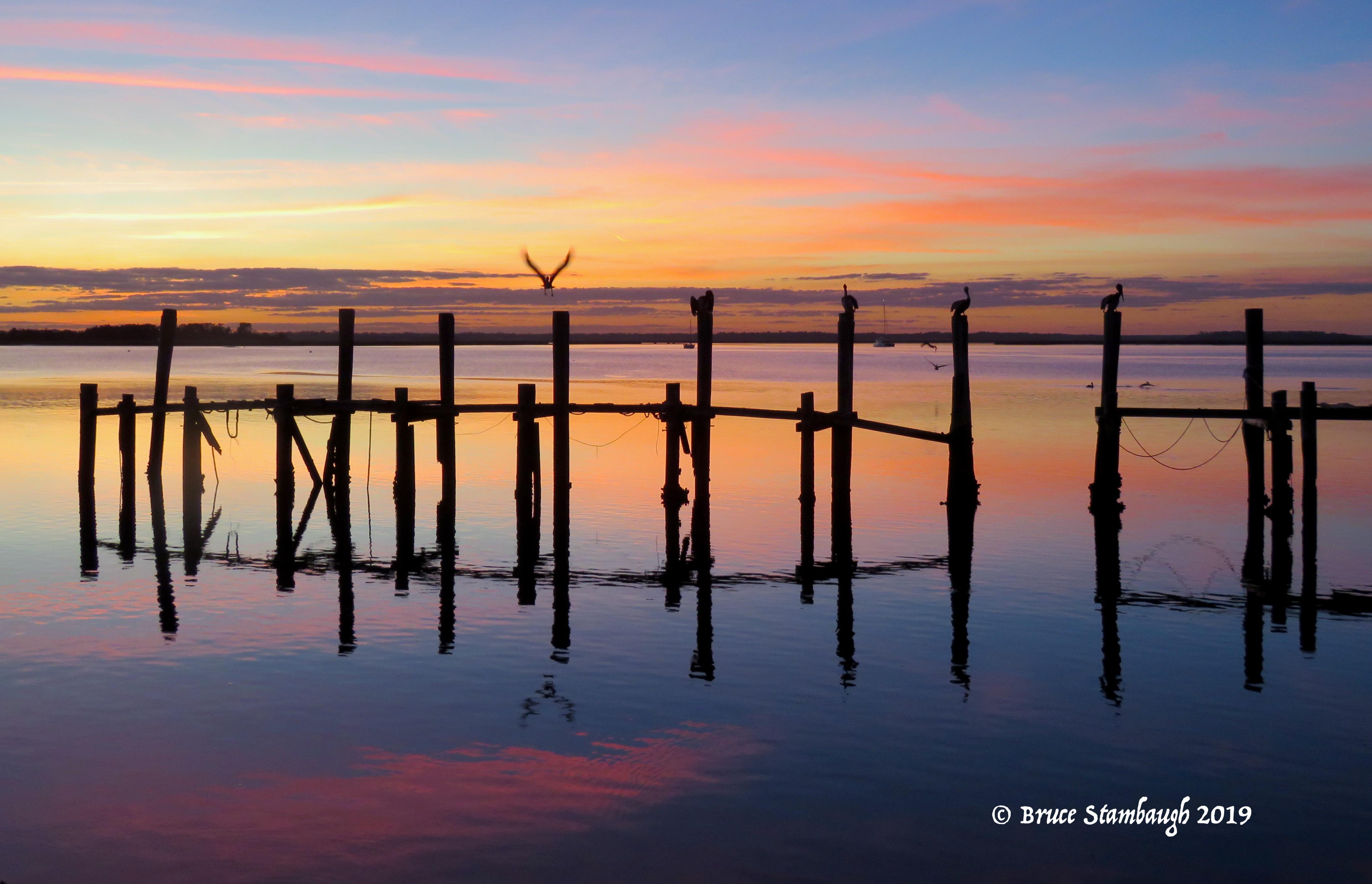 Amelia Island FL, sunsets