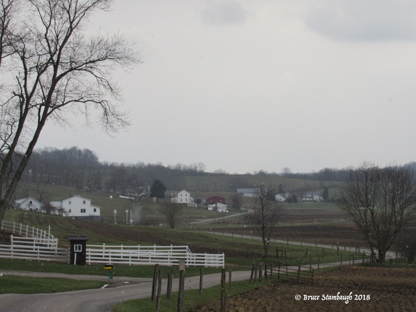 weather, April, Holmes Co. OH, Ohio's Amish Country